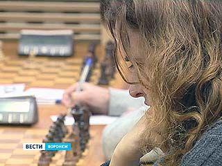 """В шахматном клубе стартовал """"Весенний Воронеж - 2014"""""""