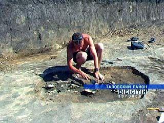 В шести районах области проходят слеты археологов