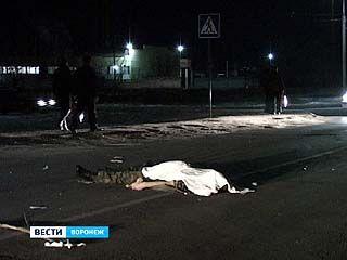 В Шилово на пешеходном переходе легковой автомобиль сбил троих военных