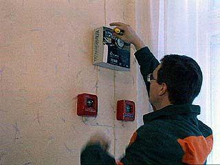 В школах области модернизируют систему противопожарной безопасности