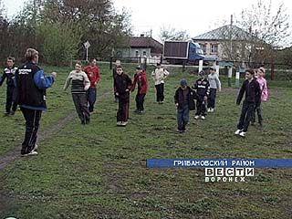 """В школе села Верхний Карачан несколько лет действует программа """"Здоровье"""""""