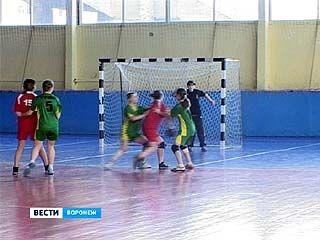 """В СК """"Центральный"""" завершились областные состязания по гандболу"""