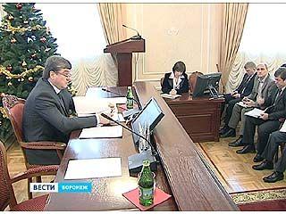 В следующем году планируют разгрузить центральные магистрали Воронежа