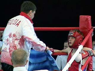 В спорткомплексе Аграрного университета прошли соревнования по боксу