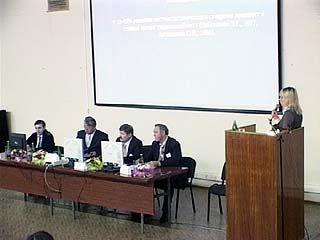 В столице Черноземья проходит конференция врачей-онкологов