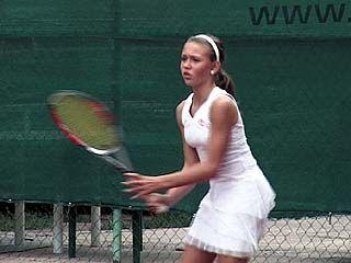 В столице Черноземья проходит первенство области по теннису