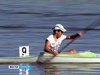 В столице Черноземья прошли соревнования по гребле на байдарках и каноэ