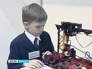 В столице Черноземья состоялся второй по счёту фестиваль робототехники