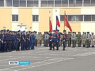 В столице Черноземья стартовал первый международный авиадартс