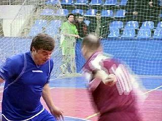 В столице Черноземья стартовал третий турнир по мини-футболу на кубок мэра