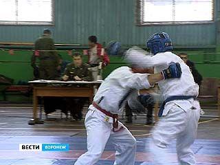 В столице Черноземья завершился турнир по армейскому рукопашному бою