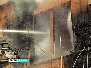 """В стрелково-стендовом комплексе """"Вайцеховский и сын"""" произошел пожар"""