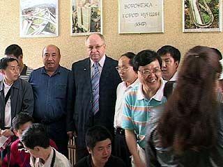 В Строительном университете принимали делегацию из Китая