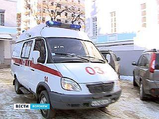 В связи с сильными морозами, в воронежских больницах организованы дополнительные места