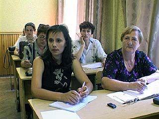 """В Таловой прошел районный конкурс """"Учитель года-2007"""""""