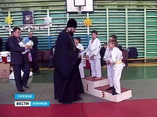 В Таловой состоялся рождественский турнир для юных спортсменов