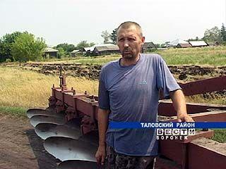 В Таловском районе на борьбу с огненной стихией поднялось все население