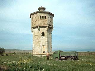 В Таловском районе отключили водонапорную башню