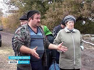 В Таловском районе развернулась настоящая битва за землю