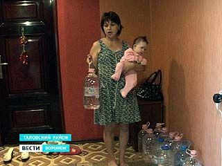 В Таловском районе целый посёлок остался без воды
