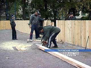 В Таловском районе заботу о любительском спорте взяли на себя сами жители