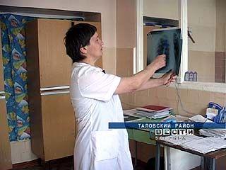 В Таловском районе зафиксирована вспышка туберкулеза