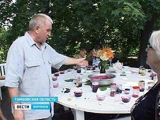 В Тамбовской области в музее усадьбе Рахманинова прошел День Варенья