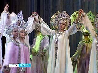 В Театре драмы состоялся праздничный концерт для воронежских женщин