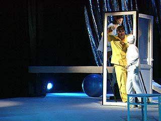 В театре оперы и балета премьера
