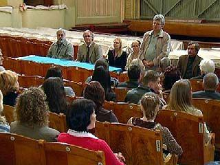 В Театре оперы и балета прошло общее собрание труппы