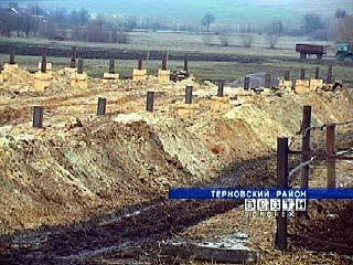В Терновском районе появится современный молочный комплекс