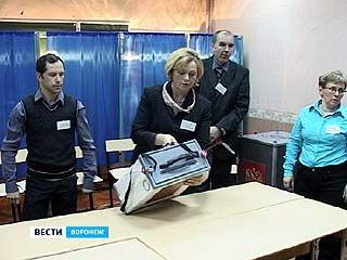 В целом, явка по Воронежской области составила почти 65%
