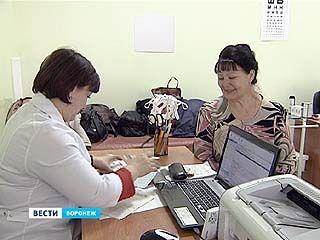 В целях профилактики воронежцев в поликлиники не загнать - врачи заманивают пациентов собственным примером