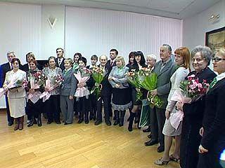 В Центрально-Черноземном Сбербанке наградили самых верных вкладчиков