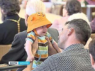 """В """"Центре Галереи Чижова"""" по традиции отметили День семьи, любви и верности"""