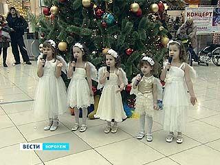 """В """"Центре галереи Чижова"""" прошли рождественские утренники"""