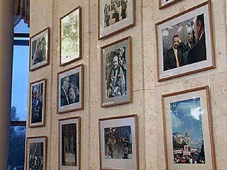 В Центре народного творчества работает выставка Ольги Романенко