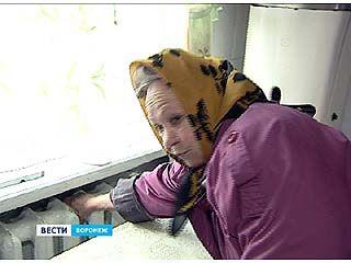 В центре Воронежа около 30 многоэтажек остались без тепла и горячей воды