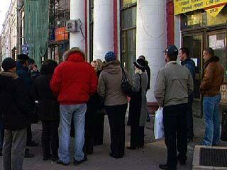 В центре Воронежа произошел силовой захват здания