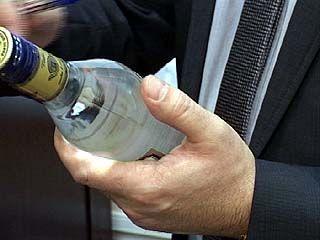 "В ""Центрторге"" водка продается по рекордно низким ценам"