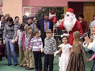 В Цирке пройдет Новогодняя елка для детей Ленинского района