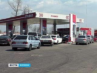 В Управлении ФАС утверждают, что дефицита топлива в регионе нет