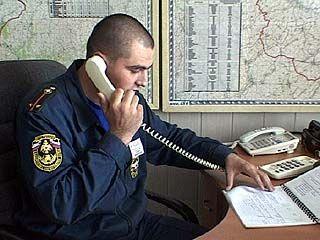 В управлении МЧС работает единый телефон доверия