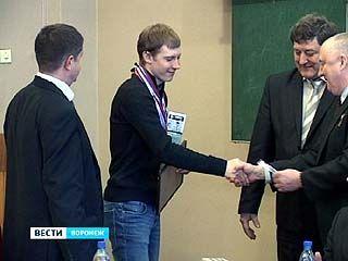 В ВГТУ наградили ведущих спортсменов университета