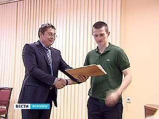 В ВГУ наградили победителей Всероссийской студенческой весны