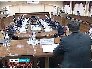В ВГУ прошло первое заседание Попечительского совета