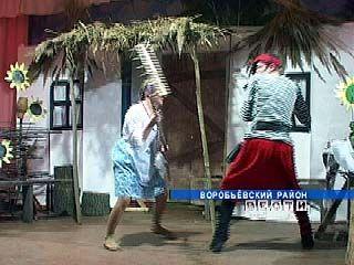 В Воробьевском районе появилось сразу два театра