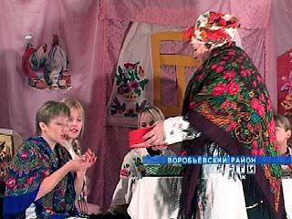 В Воробьевском районе провели Рождественский фестиваль