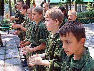 В Воробьевском районе стартуют соревнования военно-патриотических клубов