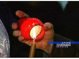 В Воронеж из Иерусалима вновь доставят Благодатный огонь